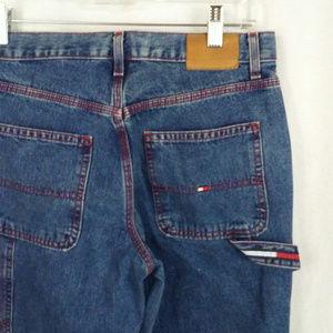 Tommy Hilfiger jeans 6 short Carpenter Straight